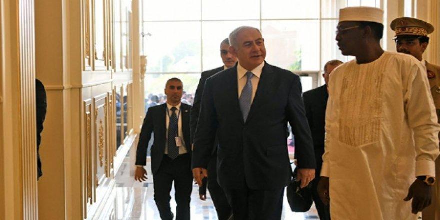 Çad Siyonist İsrail ile İlişkide Kötü Çığır Açan Arap Monarşilerinin İzinde!