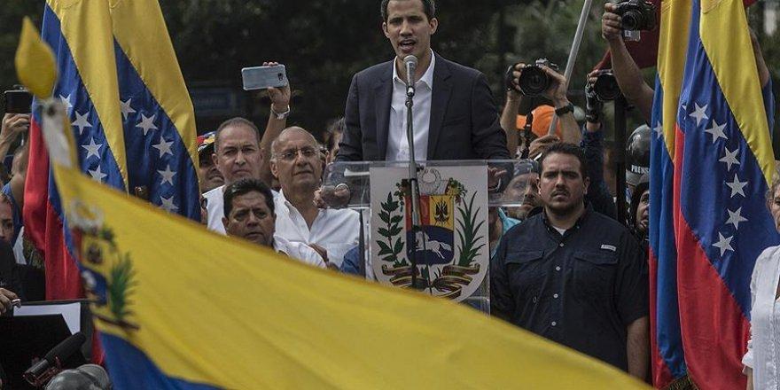 Venezuelalı muhalif lider Guaido'yu destekleyen şirketin ABD'de şantaj yaptığı iddia edildi