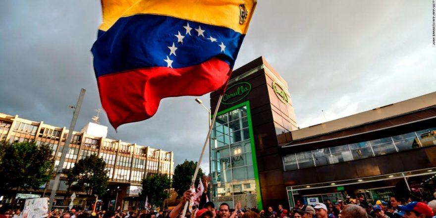 Venezüella'daki Gelişmelerin İç Yüzü ve Türkiye'nin Tutumu