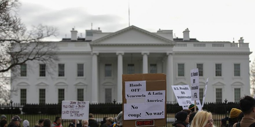 """""""ABD, Venezuela'da Petrolü Koz Olarak Kullanıyor"""""""