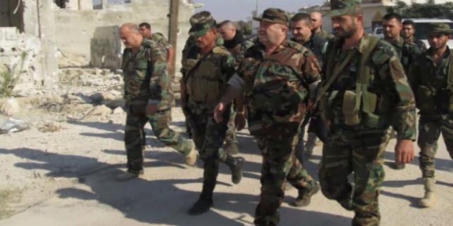 Suriye'de Rus ve İran Destekli Güçler Arasındaki Çatışmalar Sürüyor