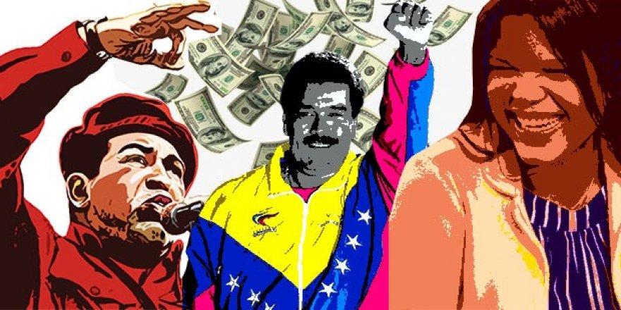 Zengin Olmak Kötüdür, Bolivarcı Lider Kadro Hariç!