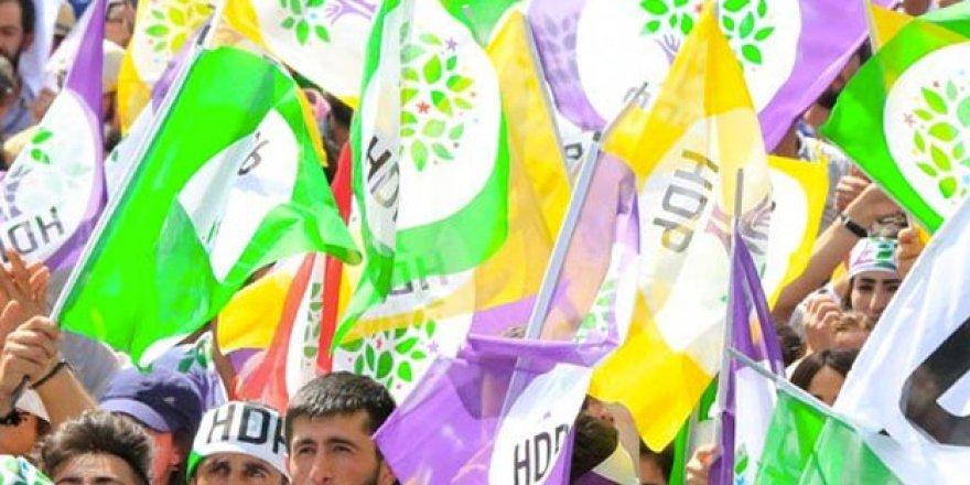 HDP Beyoğlu'nda CHP'nin Adayını Destekleyecek