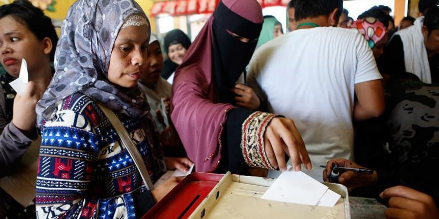 Moro Referandumu Sonuçlandı