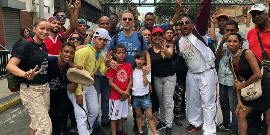Yerli ve Milli Maduroculuk Venezuella'da Hidayete Erecek Galiba