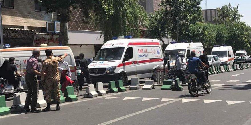 İran'da 1 Polis Silahlı Saldırı Sonucu Öldü