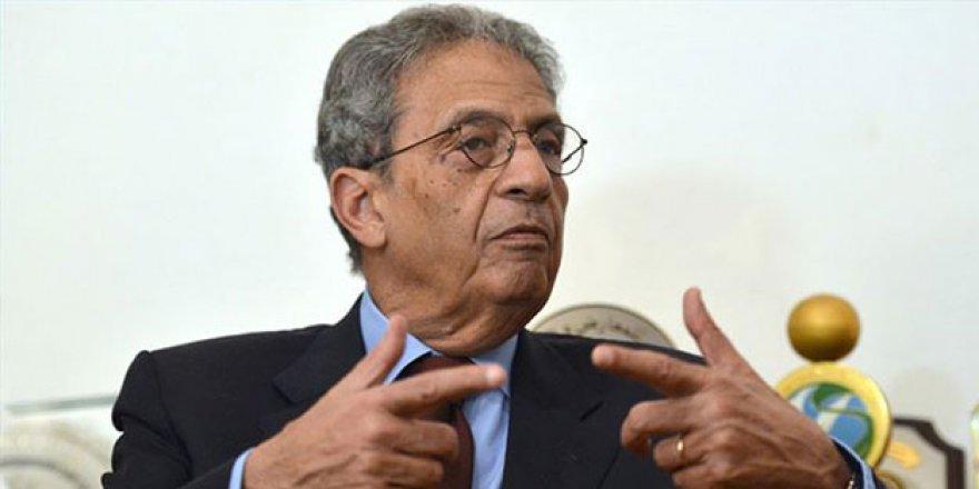 """Arap Birliği Eski Genel Sekreteri Amr Musa: """"Türkiye Araplar İçin İran'dan Daha Tehlikeli"""""""