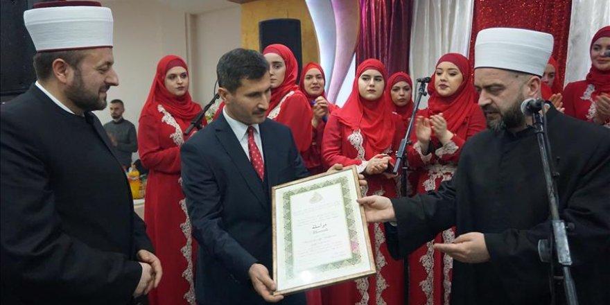 Sancak'ın Yeni Müftüsü Senad Halitovic Oldu