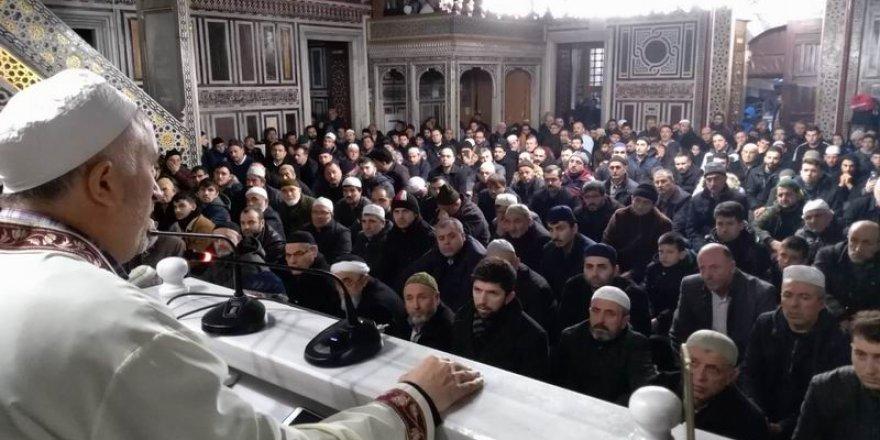Gebze'de Eller Semaya Doğu Türkistan İçin Kalktı