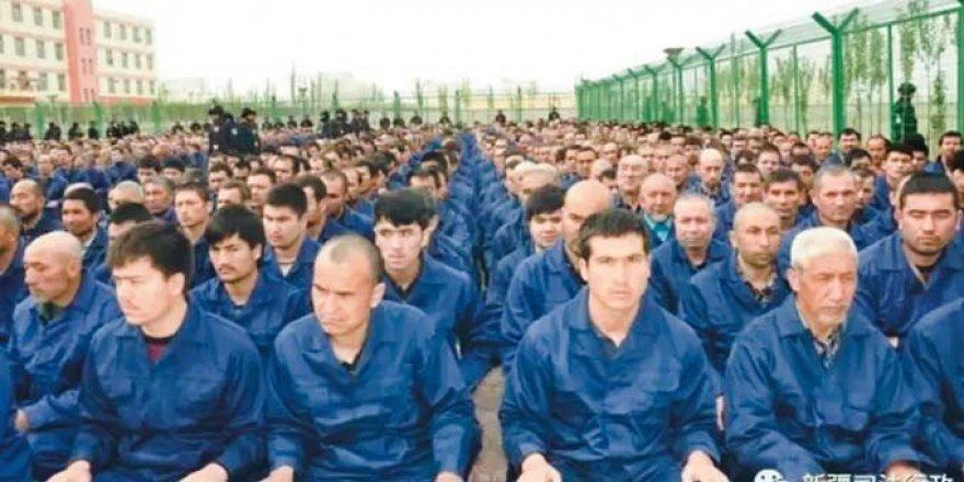 Çin Kampında Cehennemi Gördüm