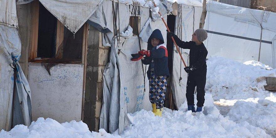 Özgür-Der ve Fetih-Der'den Arsal'daki Suriyeli Muhacirler İçin Yardım Çağrısı