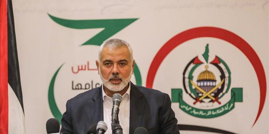 'Filistinli Gruplar Arasındaki Anlaşmazlık Sona Ermeli'