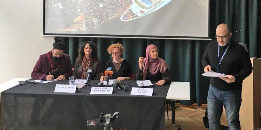 İngiltere'deki Mavi Marmara Mağdurları'ndan Açıklama