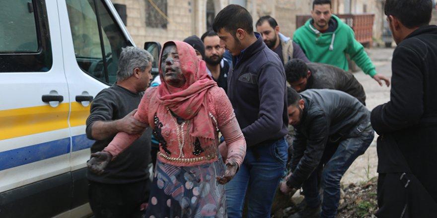 Anlaşmaya Rağmen Katil Esed ve Ortakları İdlib'te Katliama Devam Ediyor