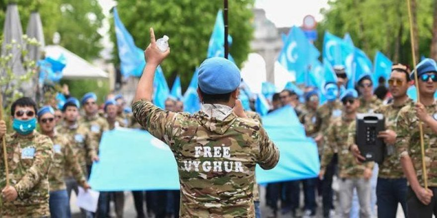 Doğu Türkistan 'Göz' Altında( 17Şubat 2019 )