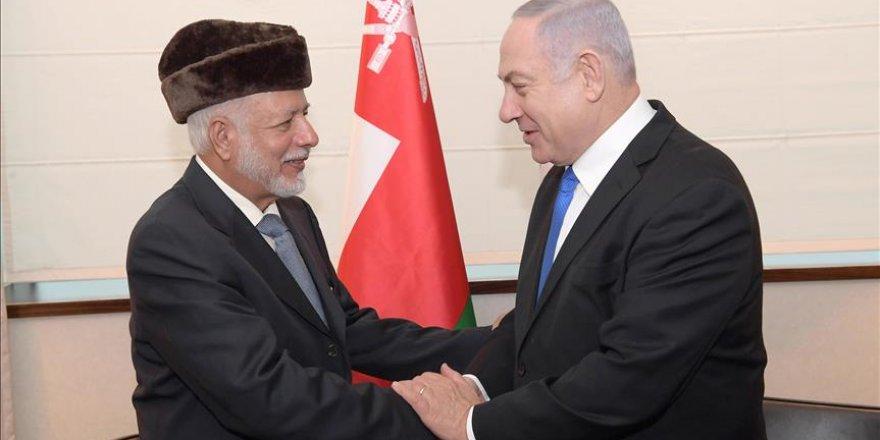Körfez'in Şeytanları Siyonist İsrail İle Can Ciğer