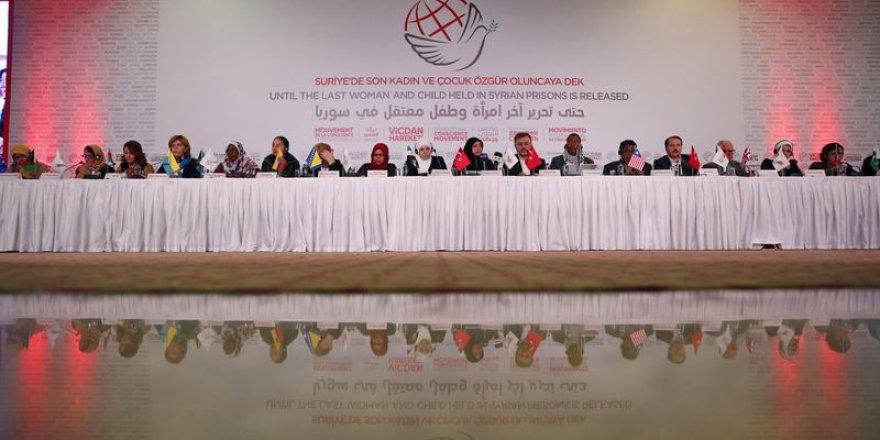 Suriyeli Kadınları Derhal Serbest Bırakın!
