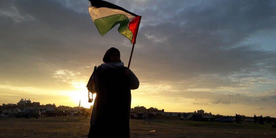 Hamas: Gazze Şeridi Sınırında Yarın Yapılacak Gösteriler Daha Farklı Olacak