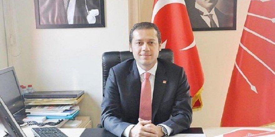CHP Beşiktaş İlçe Başkanı Burak Tanışık istifa etti