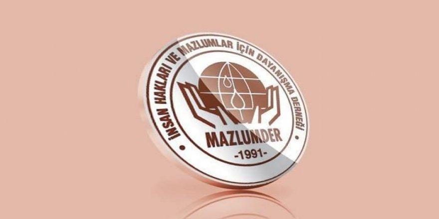 Mazlumder'den Dernekler Kanununda Yapılacak Değişikliklere Eleştiri