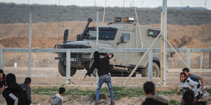 İşgal Güçleri Gazze Sınırında Bir Çocuğu Katletti