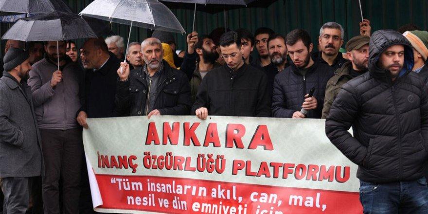 Ankara'da İhvan Gençlerinin İdamlarına Tepki