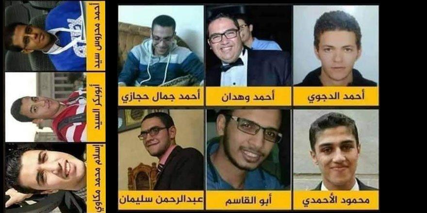 Sisi Cuntasının 'İdamcı Hakimler'i ve Yargısız İnfaz