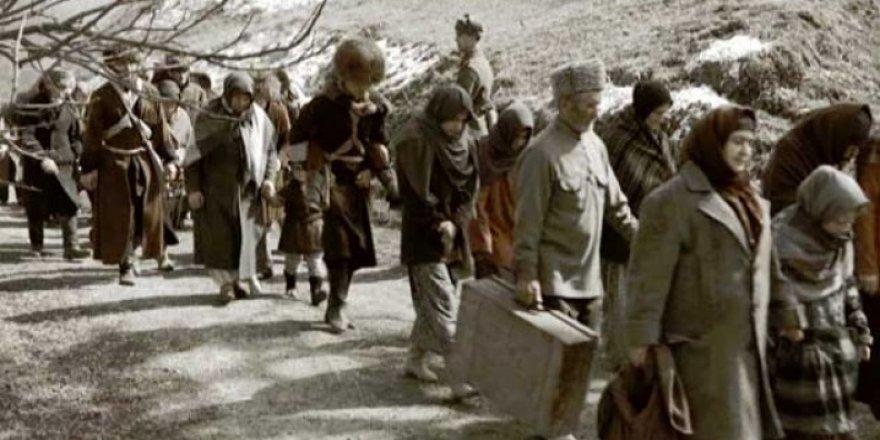 Emperyalist Rusya'nın Çeçen-İnguş Sürgünü'nün 75. Yılı