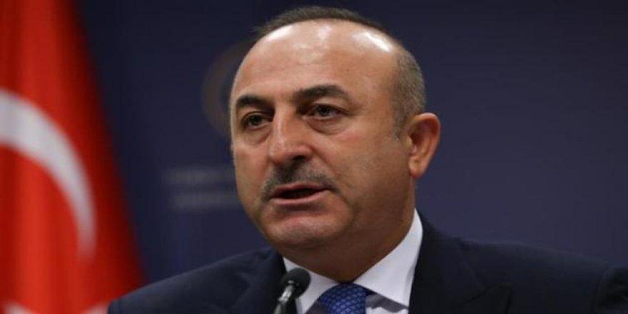 Çavuşoğlu'ndan Çin'e Doğu Türkistan Mesajı
