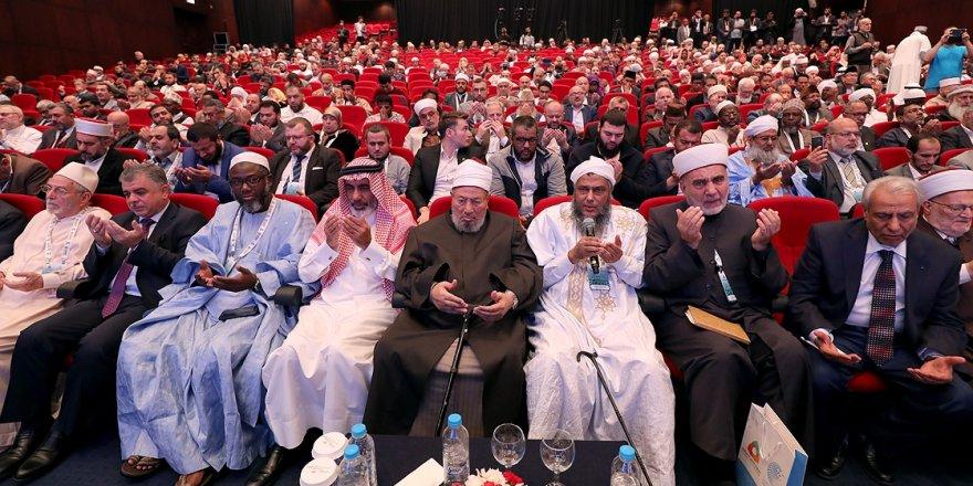 Dünya Müslüman Alimler Birliği'nden Mısır'daki İdamlara Tepki