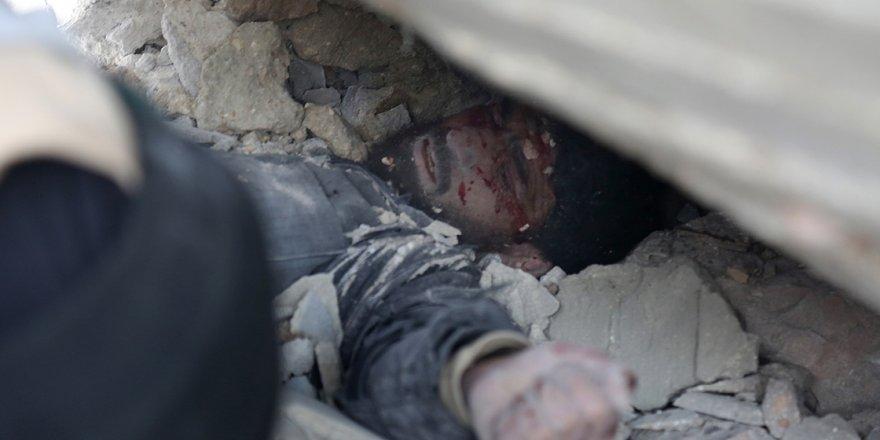 """BM Komisyonu: """"Rejim İdlib'de Sivilleri Öldürdü"""""""