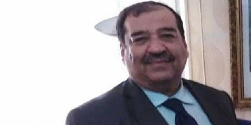 Irak'ın Cezayir Maslahatgüzarı Ghaffar İstanbul'da Vefat Etti