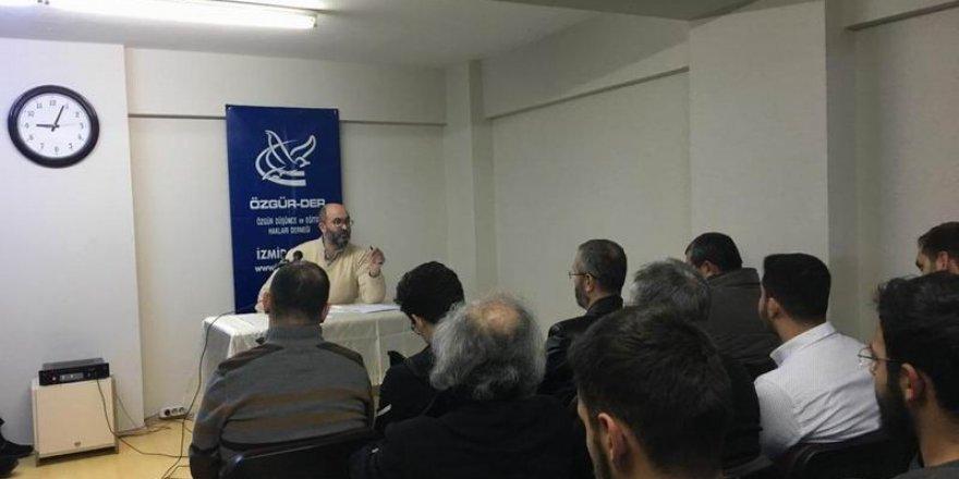 """Yozlaşma Tehdidi Altında Müslümanca Duruş"""