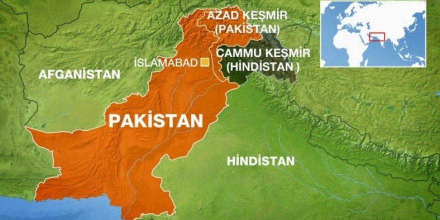 Hindistan da Pakistan da Keşmir Sorununun Ağırlığı Altında Eziliyor