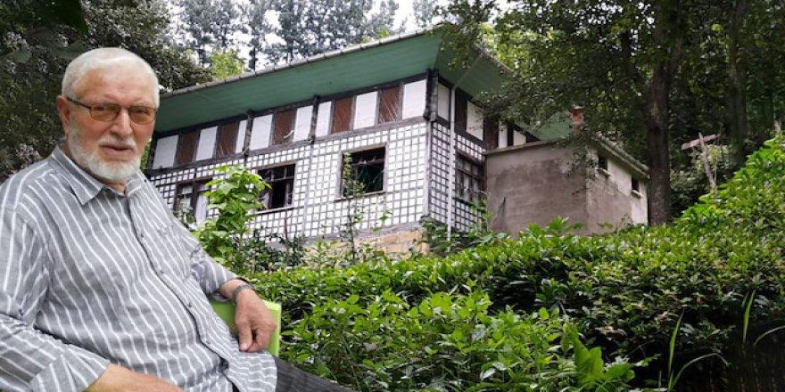 Kültür Müdürlüğü 83 Yaşındaki Adamı Mahkum Ettirmekte Kararlı