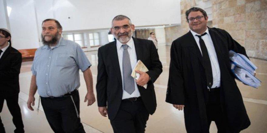 """Netanyahu """"Katillerin Avukatı""""na Meclis Yolunu Açtı"""