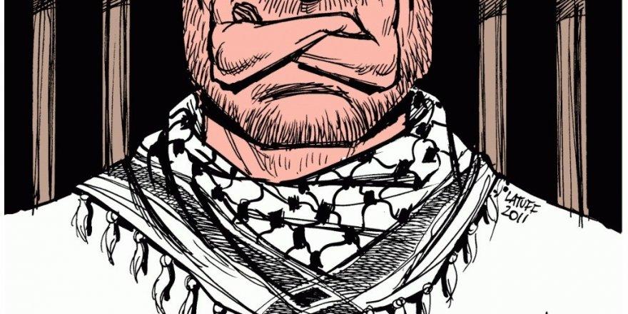 İsrail Hapishanesinde Açlık Grevi