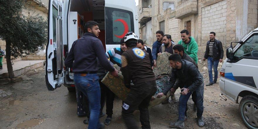 Esed Rejimi Geçen Ay İdlib'de 72 Sivili Katletti
