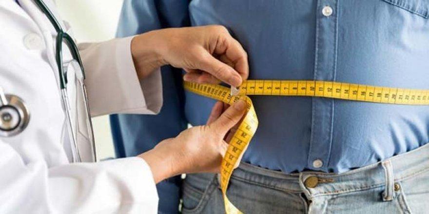 Obezite, Türkiye'de Ölüm Nedenleri Arasında 2'nci Sırada