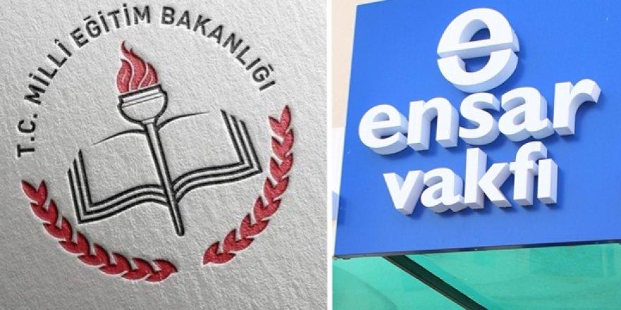 Danıştay, MEB'in Ensar Vakfı'na Dair İtirazını Reddetti