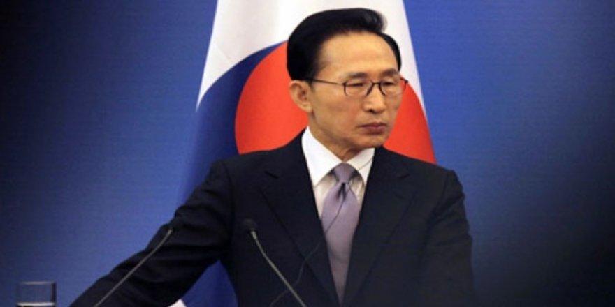Eski Güney Kore Devlet Başkanı Lee Kefaletle Serbest Bırakıldı