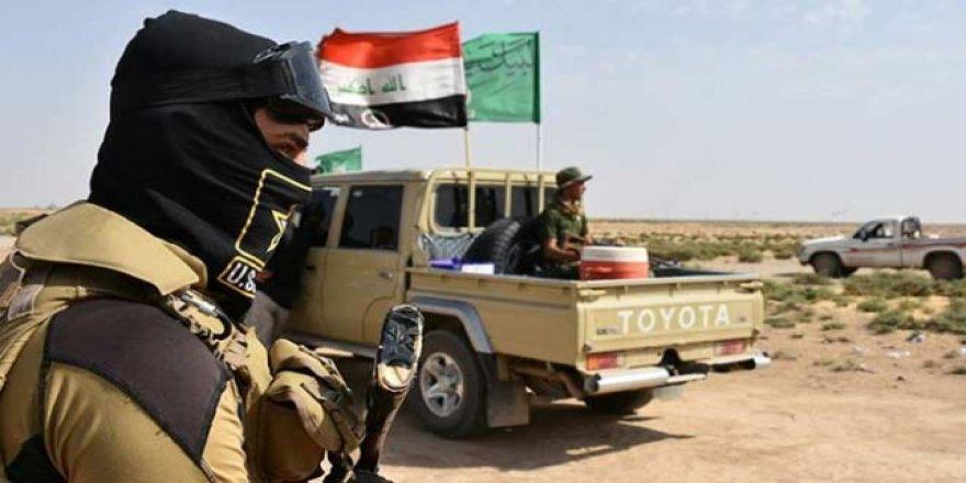Irak'ta Haşdi Şabi'ye Saldırı: 2 Ölü, 11 Yaralı