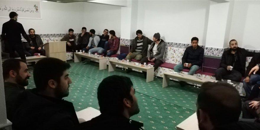 Özgür-Der Diyarbakır Üniversite Gençliğinden Bingöl'e Ziyaret