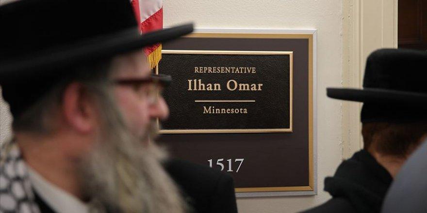 ABD'de Siyonizm Karşıtı Yahudilerden İlhan Omar'a Destek Ziyareti