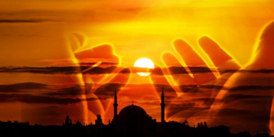 Ramazan İkliminin Müjdesi Üç Aylar