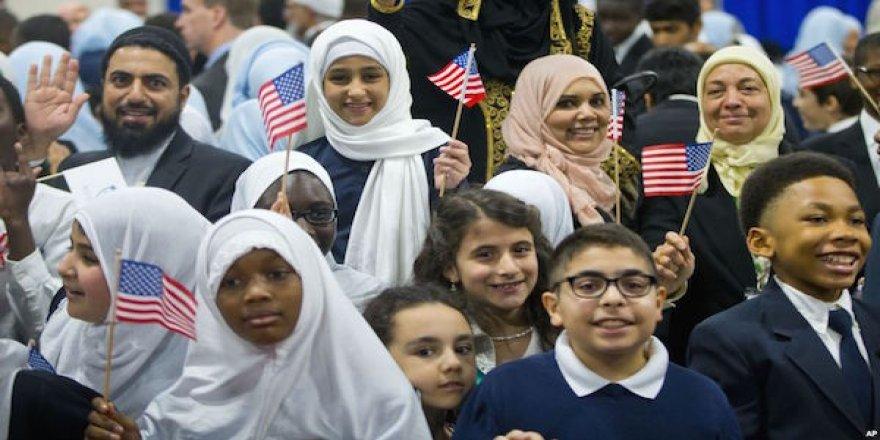 'ABD'de En Fazla Ayrımcılığa Uğrayan Dini Grup Müslümanlar'
