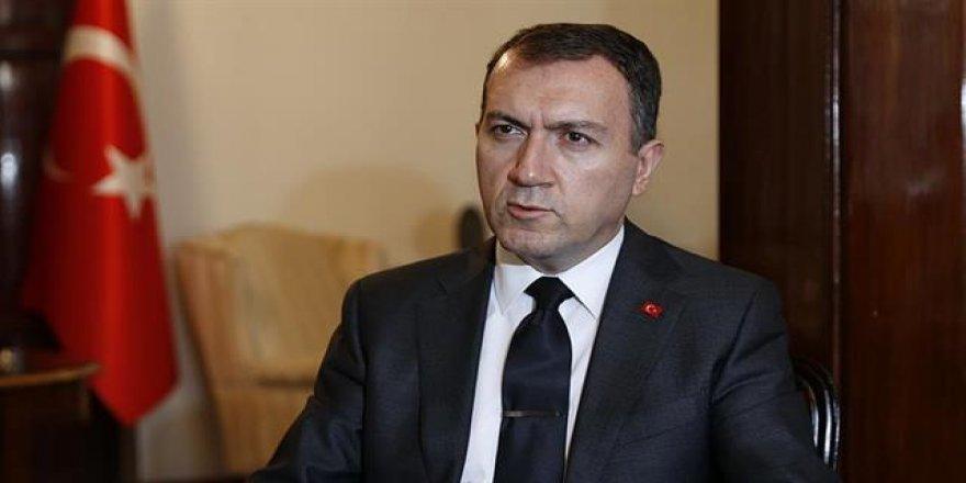 Türkiye'nin Bağdat Büyükelçisi Haşdi Şabi'nin Sözcüsü mü?