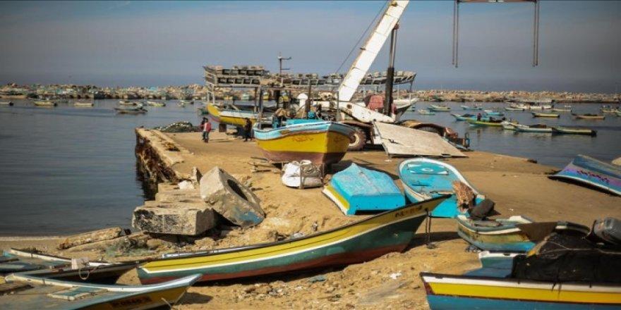 Filistinli Balıkçılar 'İsrail'in İhlallerini Durdurun'