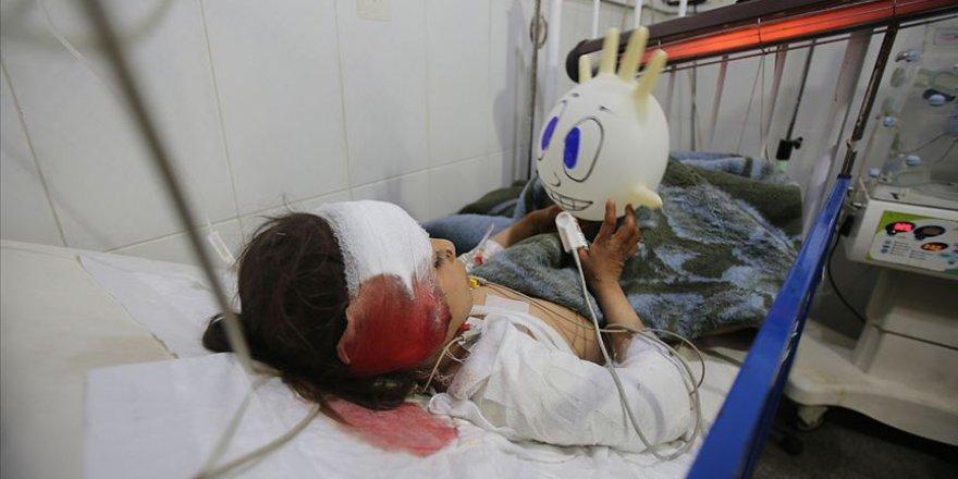 Suriye'de 2018 Çocuklar İçin En Ölümcül Yıl Oldu