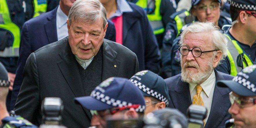 Avustralya Kardinali George Pell 6 Yıl Ceza Aldı